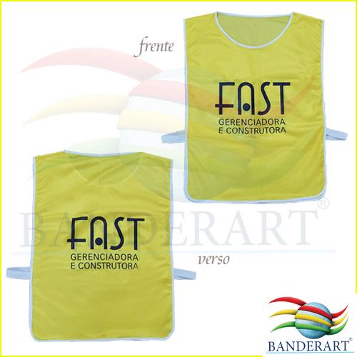 4051a5283e8e9 Coletes Promocionais - Banderart