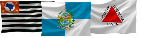 Bandeiras de Estados