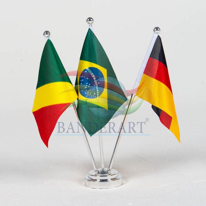 Bandeiras de Mesa Oficiais