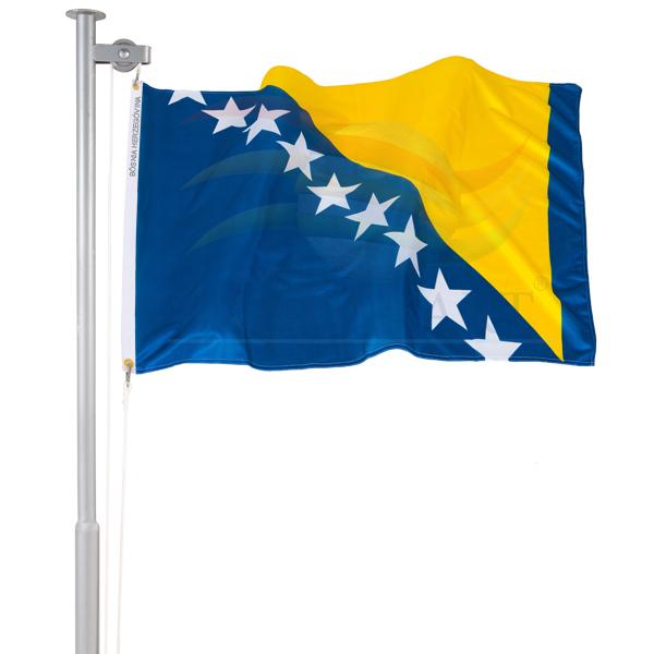 Bandeira da Bósnia Herzegóvina