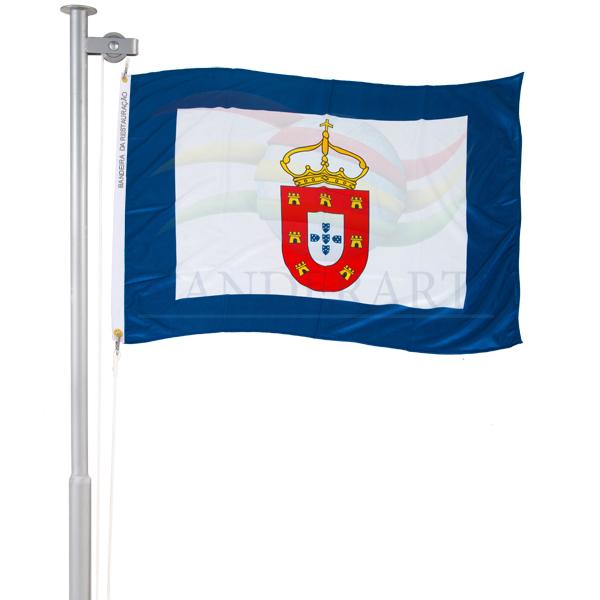BANDEIRA DA RESTAURAÇÃO ( 1640 a 1683 )