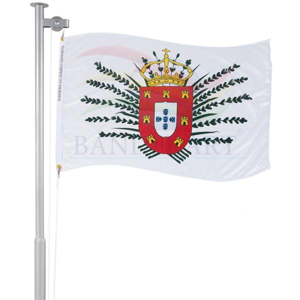 BANDEIRA DO DOMÍNIO ESPANHOL ( 1616 a 1640 )