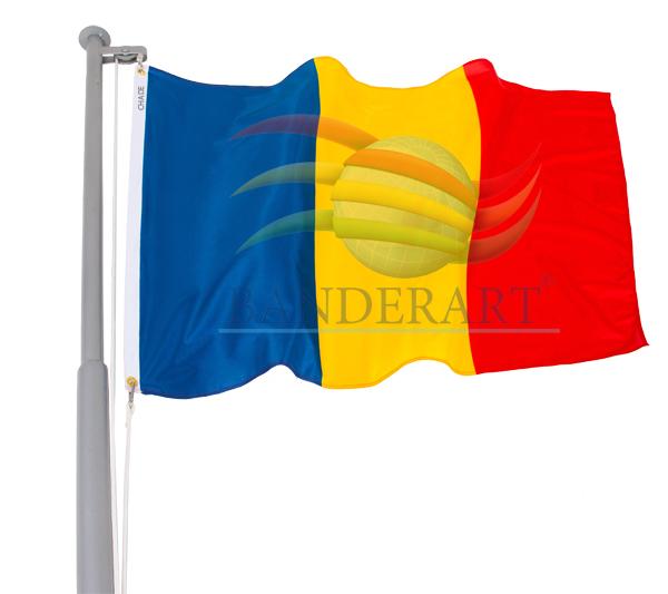 Bandeira do Chade