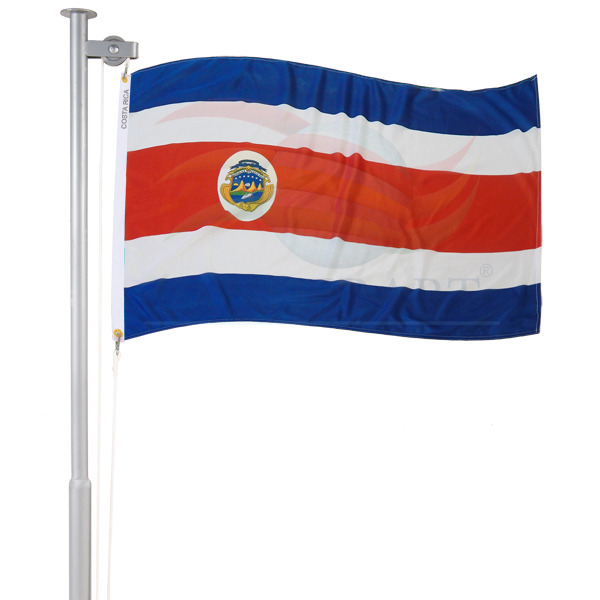 Bandeira da Costa Rica
