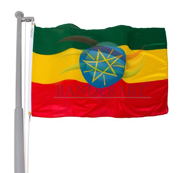 Bandeira da Etiópia