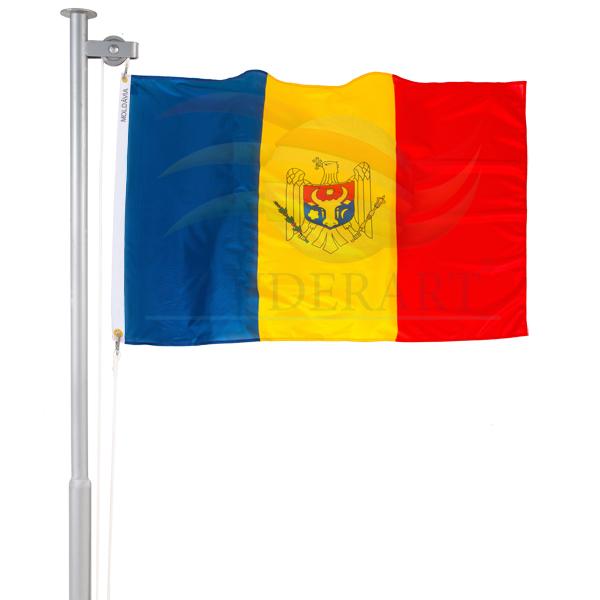 Bandeira de Moldova