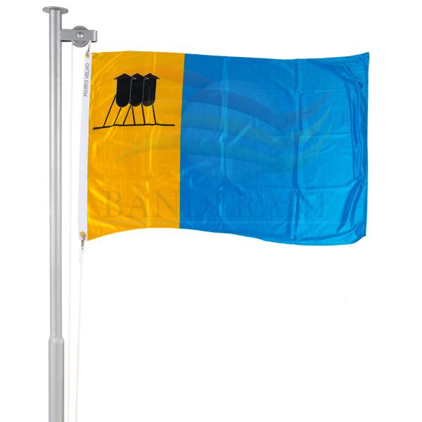 Bandeira de Porto Velho