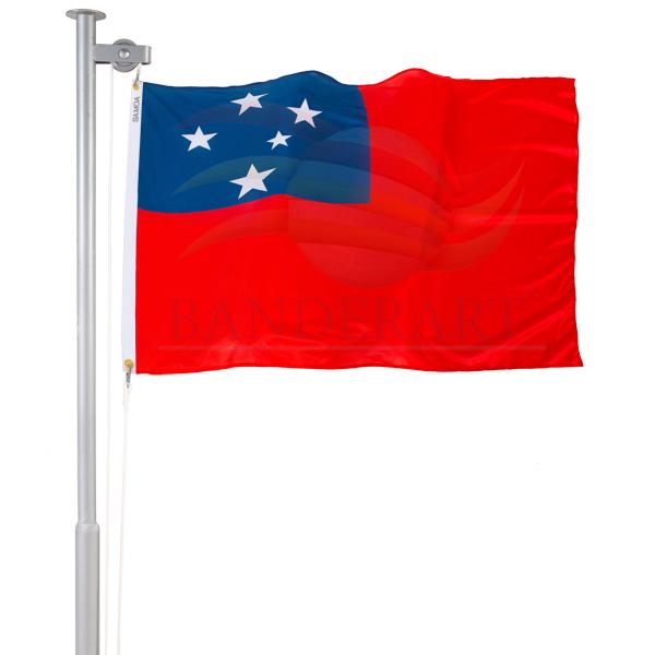 Bandeira da Samoa Ocidental