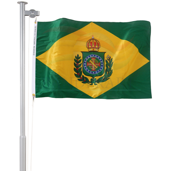 Bandeira Imperial do Brasil (1822 a 1889)