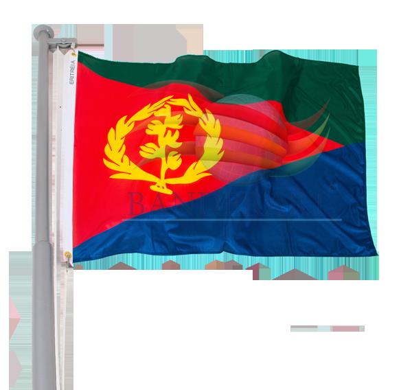 Bandeira da Eritréia