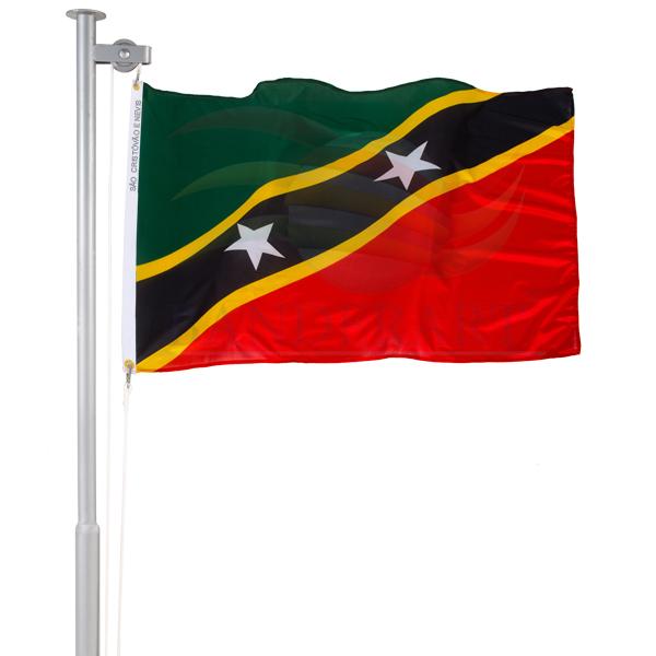 Bandeira de São Cristóvão e Nevis