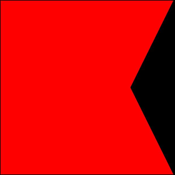 Bandeira Bravo