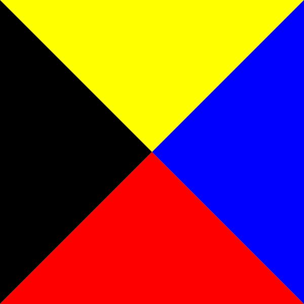 Bandeira Zulu
