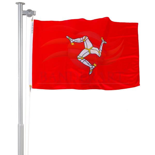 Bandeira da Ilha de Man