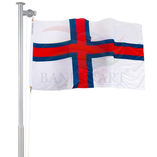 Bandeira das Ilhas Feroe