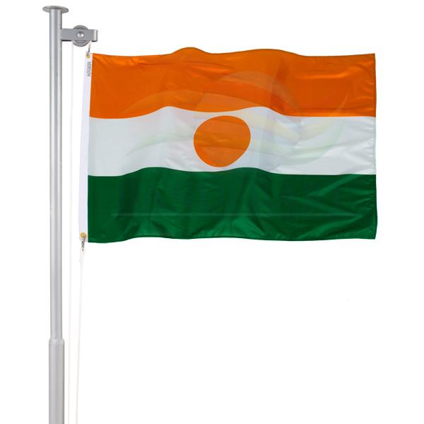 Bandeira da Níger