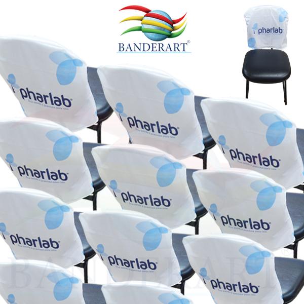 Capa para cadeira personalizada