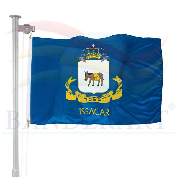 bandeira da tribo de issacar