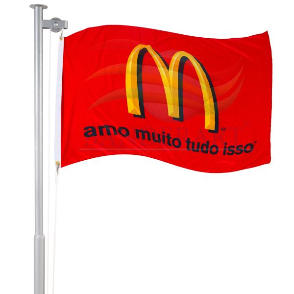 Bandeiras Institucionais Personalizadas