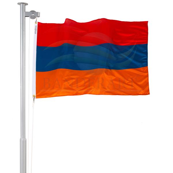 Bandeira da Armênia