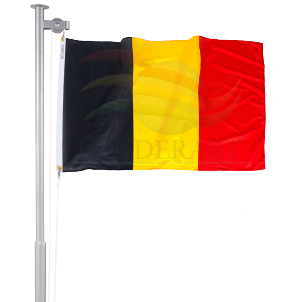 Bandeira da Bélgica