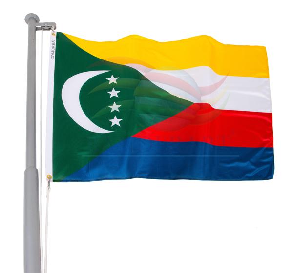 Bandeira do Comores