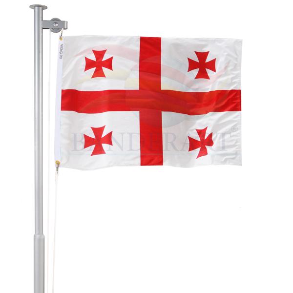 Bandeira da Geórgia