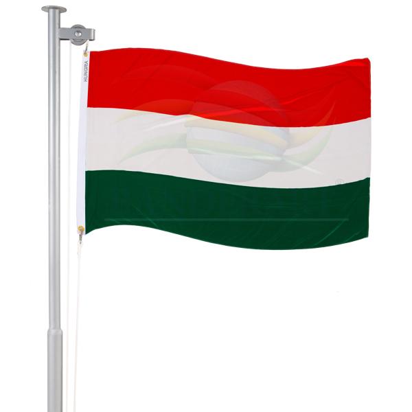 Bandeira da Hungria