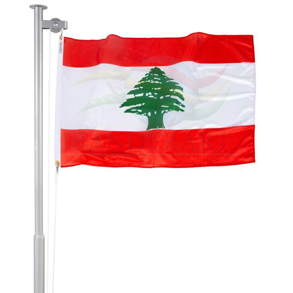 Bandeira do Libano