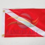 Bandeira de Mergulhador