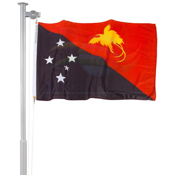 Bandeira da Papua Nova Guiné