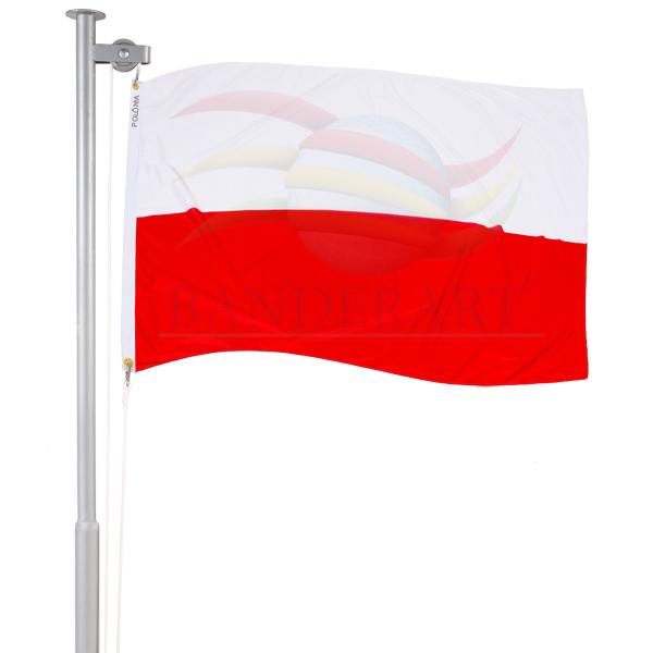 Bandeira da Polônia