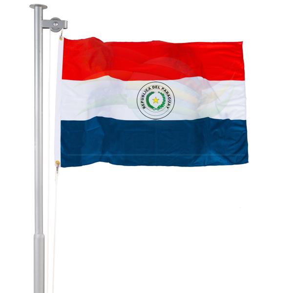 Bandeira do Paraguai (frente)