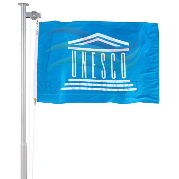 Bandeira da Unesco