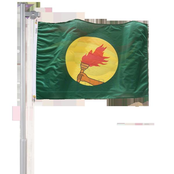 Bandeira do Zaire