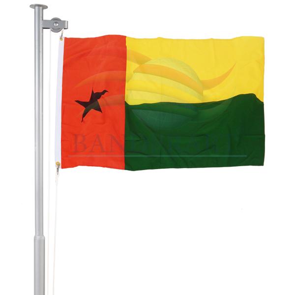 Bandeira da Guiné Bissau
