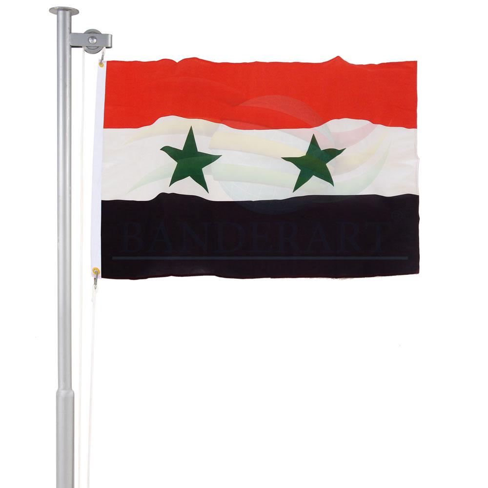 Bandeira da Síria