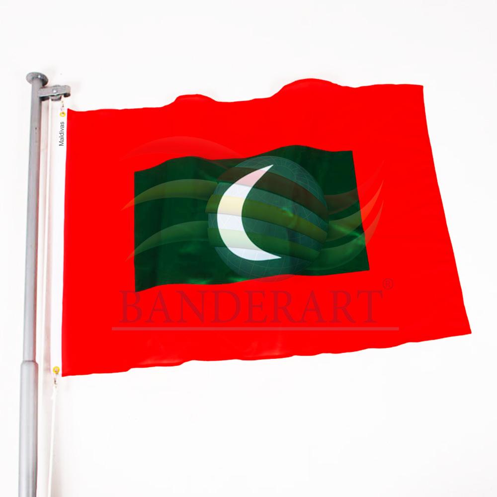 Bandeira de Maldivas