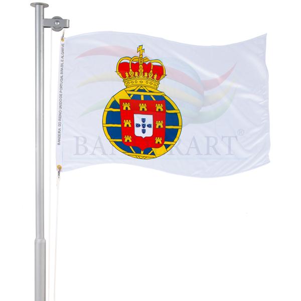 Bandeira Reino Unido de Portugal, Brasil e Algave (1816 a 1821)