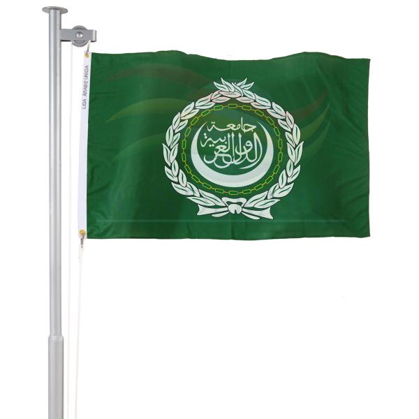 Bandeira da Liga Árabe Unida