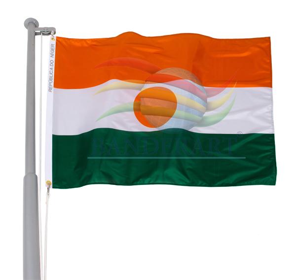 Bandeira da República do Niger