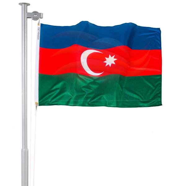 Bandeira do Azerbaijão