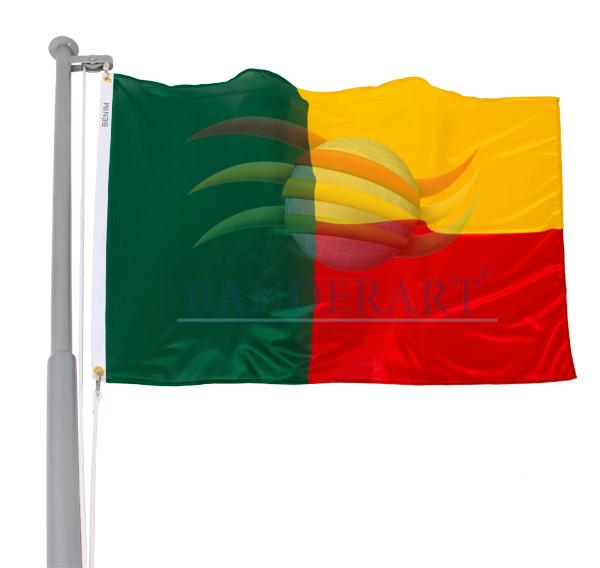 Bandeira de Benim