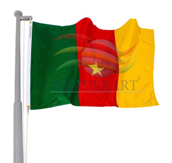 Bandeira do Camarões