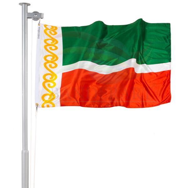 Bandeira da Chechênia