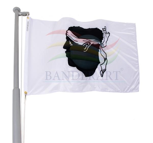 Bandeira da Corsega