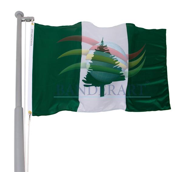Bandeira da Ilha Norfolk