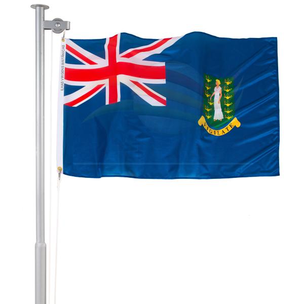 Bandeiras das Ilhas Virgens Britânicas