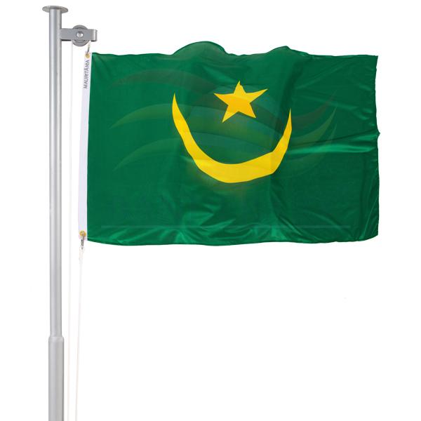 Bandeira da Mauritânia