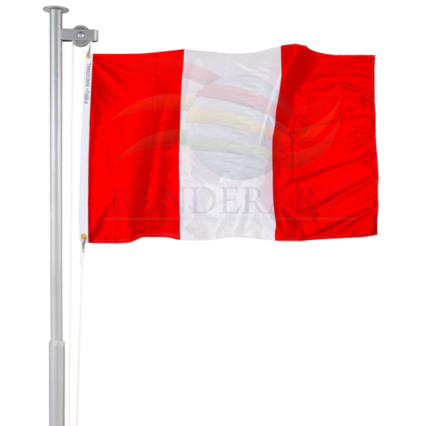 Bandeira do Peru Nacional
